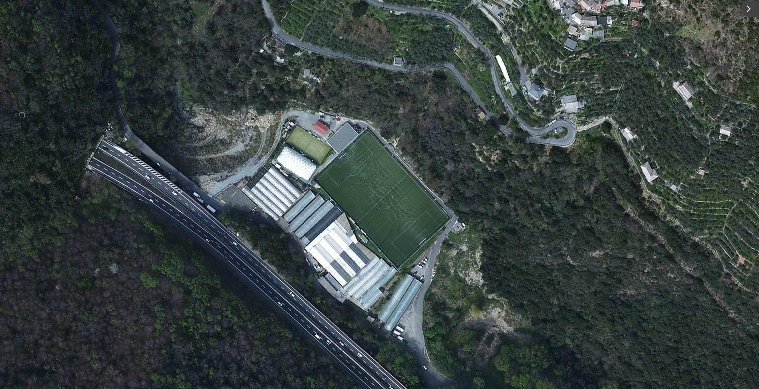 Campo Comunale Sori Genova