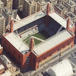 Stadio Luigi Ferraris Genova 1