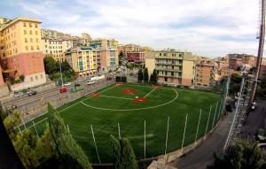 Campo Baseball Carlini