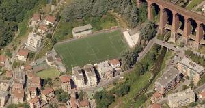 Campo da Calcio Grondona Pontedecimo Genova