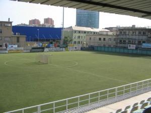Campo Cornigliano Genova