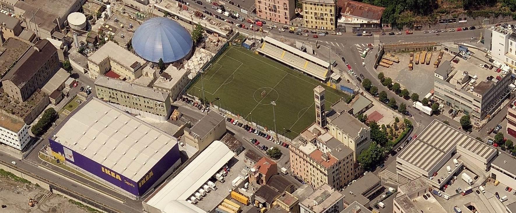 Campo Sportivo Italo Ferrando Cornigliano Genova